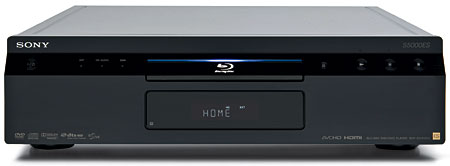 Sony BDP S5000ES Blu-ray Player