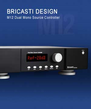 Bricasti M12 Source Controller